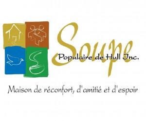 Logo Soupe Populaire - couleur