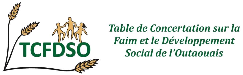 Table de concertation sur la faim et le développement social en Outaouais